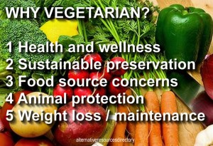 Why vegetarian health wellness sustainable food source animal protection weight loss weight maintenance