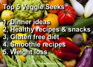 top 5 vegetarian dinner ideas healthy recipes healthy snacks gluten free diet smoothie recipes weight loss