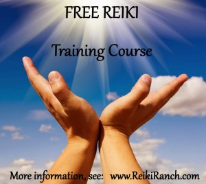 Free Reiki training course chehalis washington reiki ranch