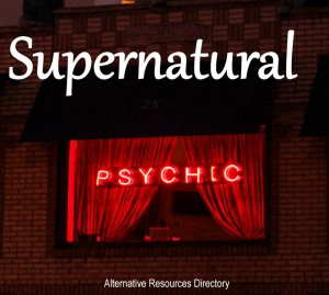 Psychics supernatural alternative resources directory oregon washington state