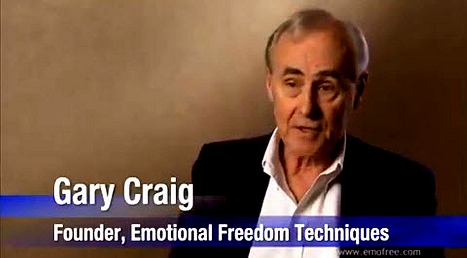 Gary Craig EFT Emotional Freedom Techniques emofree com