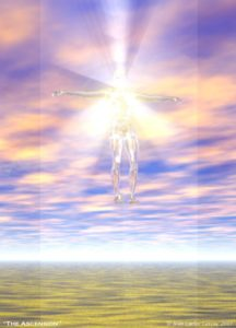 Ascension in Consciousness is a Higher Vibration