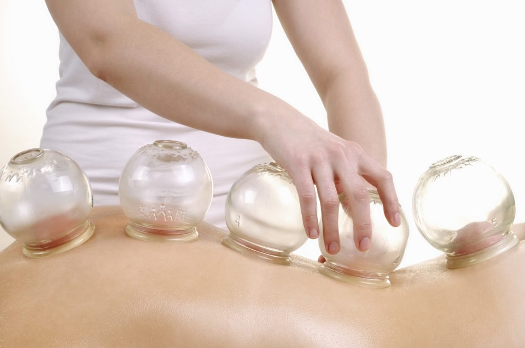 Cupping detoxifies