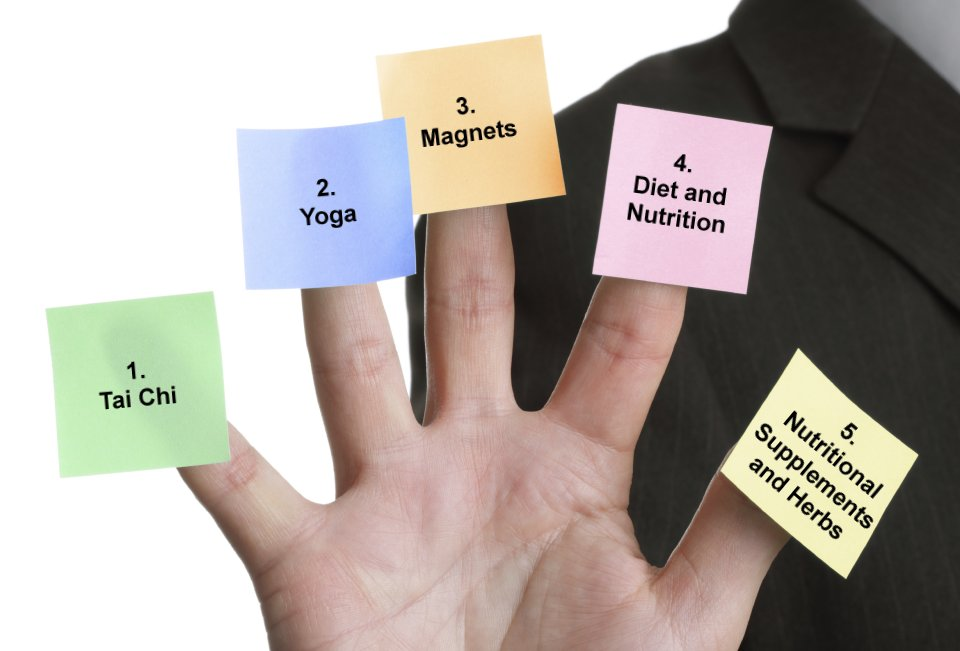 5 natural pain relief therapies tai chi yoga magnets diet supplements