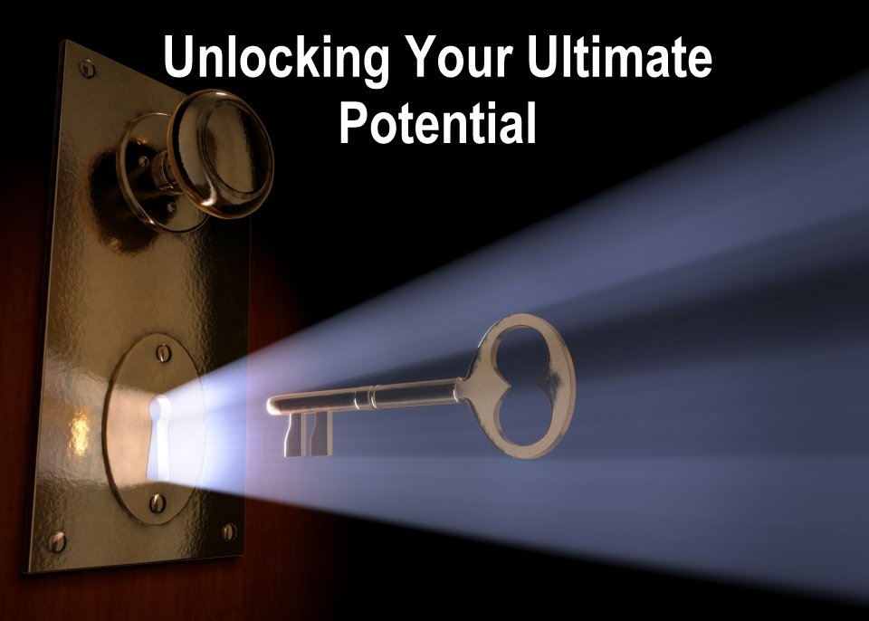 unlocking your ultimate potential full potential personal growth
