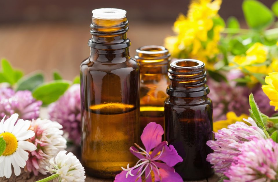 aromatherapy using essential oils for good health