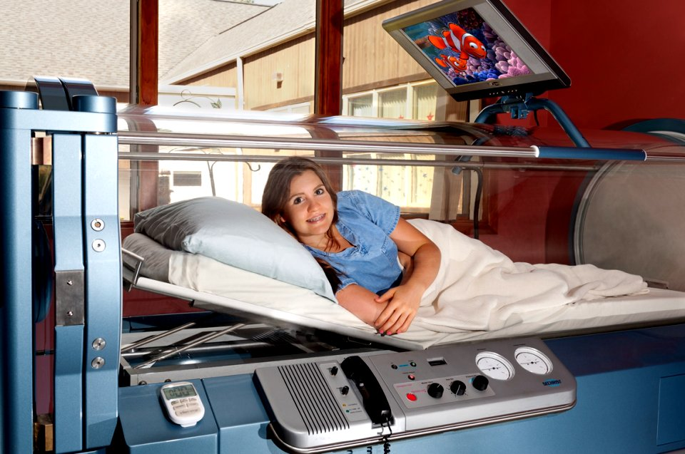 hyperbaric chamber oxygen therapy alternative healing