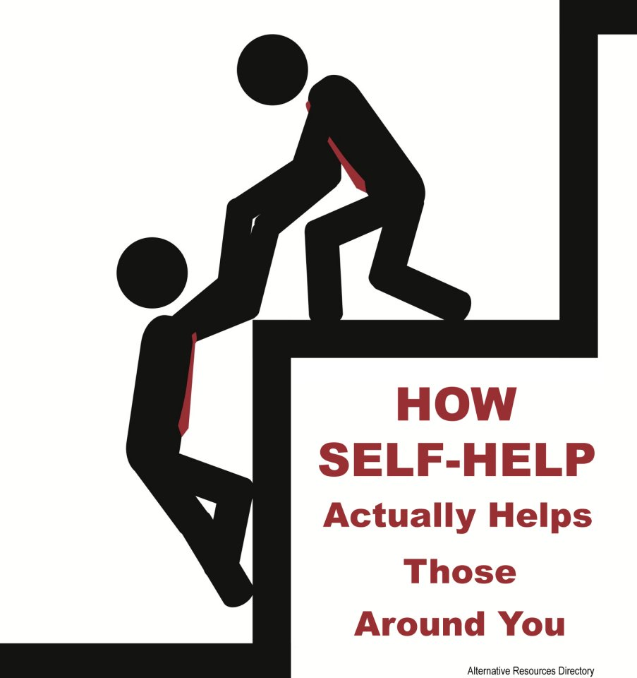 how-self-help-actually-helps-those-around-you