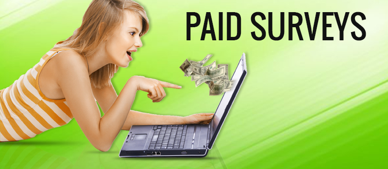 Making Money Online Complete Surveys