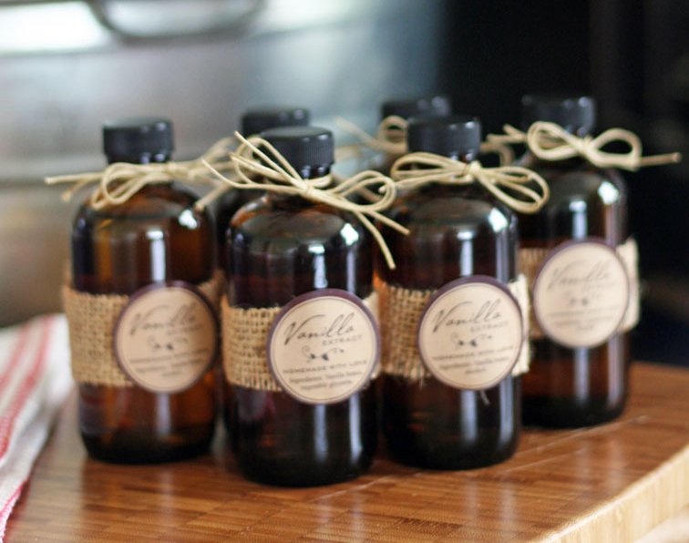 DIY Gifts Using Vanilla Essential Oil