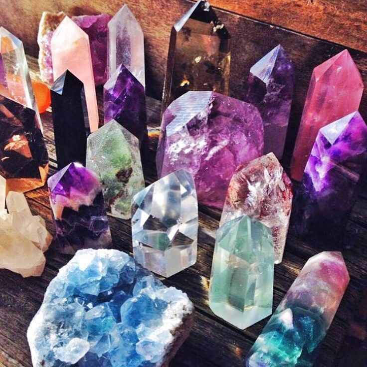 Crystals for Holistic Health | Alternative Resources Directory